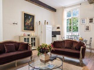Elegant 2 Bedroom Apartment in Le Marais