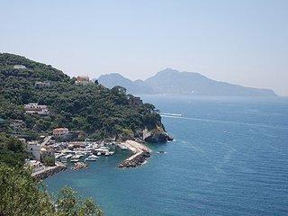 3 bedroom Apartment in Lobra, Costa Sorrentina, Amalfi Coast, Italy : ref