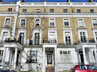 Comfortable 2 Bedroom in South Kensington