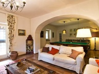 4 bedroom Villa in Viterbo, Viterbo Area, Rome And Lazio, Italy : ref 2230431
