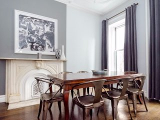 Charming Four Bedroom Townhouse in Hell's Kitchen