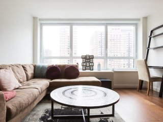 Stylish 1 Bedroom Apartment in the Upper East Side