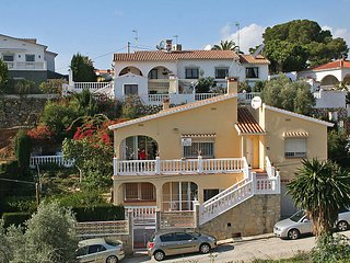 5 bedroom Villa in Benajarafe, Costa del Sol, Spain : ref 2235198