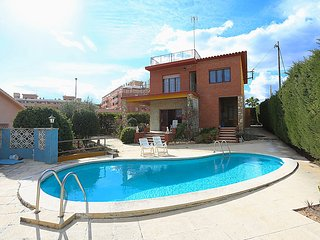 4 bedroom Villa in Torredembarra, Catalonia, Spain : ref 5053168