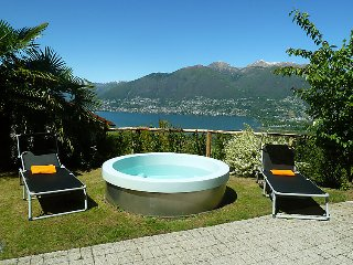 3 bedroom Villa in Magadino, Ticino, Switzerland : ref 2236517