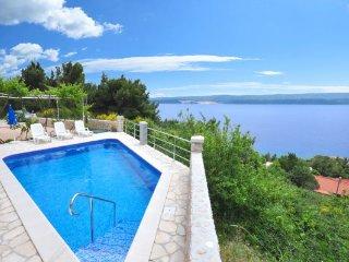 5 bedroom Villa in Omis-Lokva Rogoznica, Omis, Croatia : ref 2238776