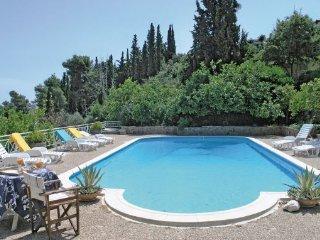 4 bedroom Villa in Melissi Peloponese, Peloponese, Greece : ref 2239296