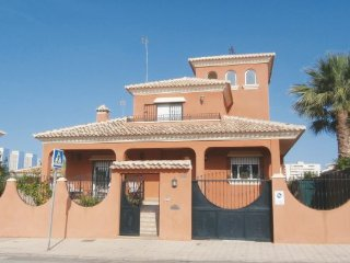 4 bedroom Villa in Playa Honda, Costa Calida, Spain : ref 2239520