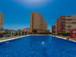 3 bedroom Apartment in Calpe, Valencia, Spain : ref 5047247