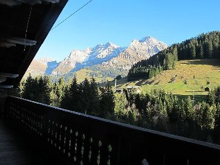 3 bedroom Apartment in Adelboden, Bern, Switzerland : ref 5083941