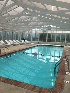 New Indoor Heated Pool