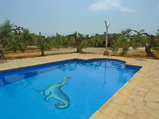 3 bedroom Villa in L'Ampolla, Catalonia, Spain : ref 5083611