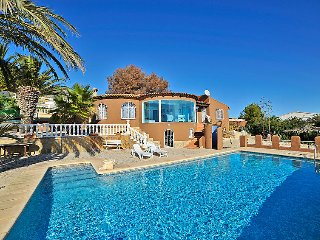 3 bedroom Villa in Moraira, Valencia, Spain : ref 5082422