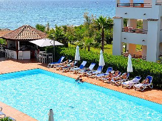 2 bedroom Apartment in Santa-Lucia-di-Moriani, Corsica, France : ref 5082328