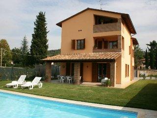 5 bedroom Villa in Lucignano, TUSCANY, Italy : ref 2244494