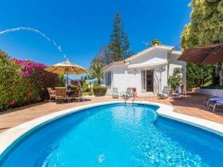 4 bedroom Villa in Golden Mile, Marbella, Spain : ref 2245777