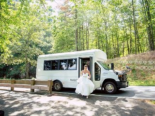 Shuttle Service for Wedding and Corporate Events ONLY