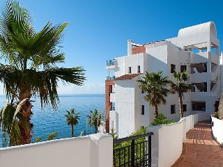 Amazing 3 bedrooms seaview, Torrox