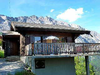 4 bedroom Villa in Ovronnaz, Valais, Switzerland : ref 2252791