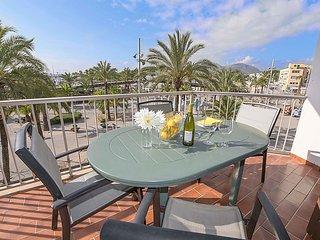 3 bedroom Apartment in Port d'Alcudia, Balearic Islands, Spain : ref 5083435