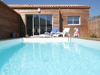 3 bedroom Villa in Talmont Saint Hilaire, Vendee- Western Loire, France : ref