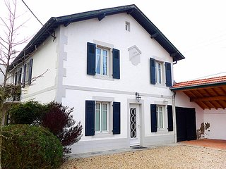 4 bedroom Villa in Biarritz, Nouvelle-Aquitaine, France : ref 5083245