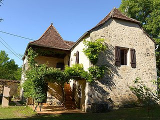 3 bedroom Villa in Figeac, Lot, France : ref 2253296
