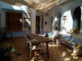 Casa con due giardini, Terrasini