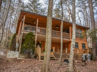 INDIAN ROCK LAKE- 2 BEDROOM/ 2 BATH CABIN ON INDIAN ROCK LAKE AND THE BENTON, Blue Ridge