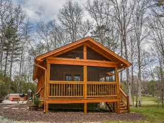 LAUREL ESCAPE- 1 BEDROOM/1 BATH LUXURY TINY HOUSE IN A TRANQUIL SPA LIKE, Blue Ridge