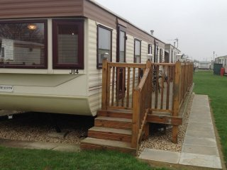 Skegness, Highfields (Peacehaven) Holiday Park,Certificate of Excellence 2017
