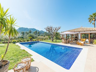 CAN SION - Villa for 5 people in Esporlas