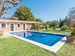 CAN SION - Villa for 5 people in Esporlas