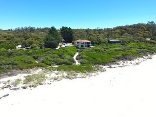 Binalong Bay on the Beach