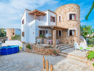 CAN GATELL - nice town house in Cala Santanyi for 12 people