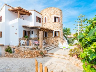 CAN GATELL - Chalet for 12 people in cala santanyi
