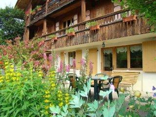 VILLARD 2 rooms + small bedroom 4 persons, Le Grand-Bornand