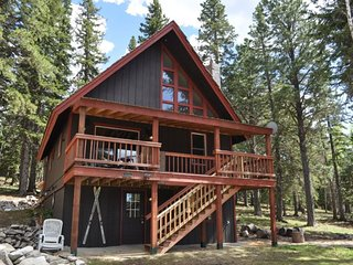 Alpine Retreat Cabin, Lead