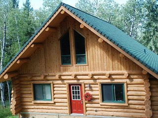 Deer Haven Lodge - Log Cabin, Lead
