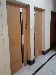 ascensores planta cuarta