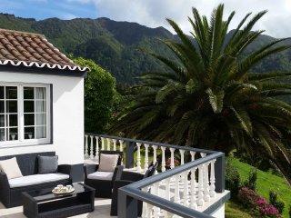 Villa Magia Verde - entspannt urlauben in Furnas