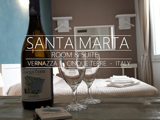 SANTA MARTA ROOMS - Double Room - Vernazza Centre - Cinque Terre