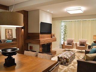 Apartamento Luxo no Centro de Gramado Alto Padrão