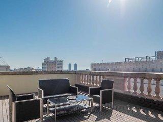 BARCELONA CITY CENTER appart- Duplex I