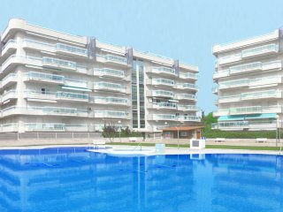 Larimar apartment with private garden, Salou