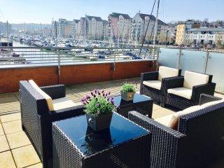 Marina View Apartment Portishead, Bristol.