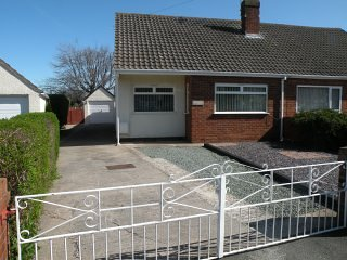 Holiday home within walking distance from the beach.