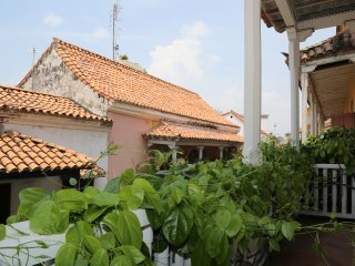 Car008-Luxury 6 bedroom house with pool in the historic center of Cartagena