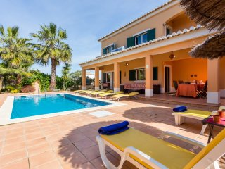 Abilio's 5 bedroom Villa with salt water pool near Alvor