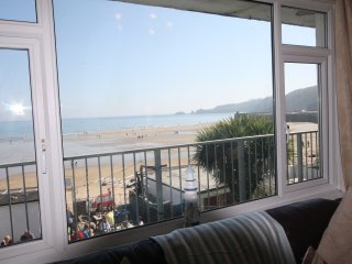 Sea View Apartment, Spectacular Panoramic Views, Saundersfoot